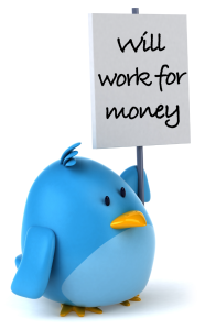 Using twitter for your jobhunt